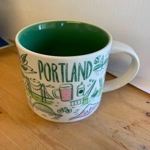 Starbucks Portland Been There Series Mug